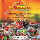 The cover shows a collage of images involving tomatos.