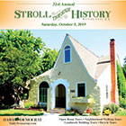 This cover shows an a yellow house featuring an A-frame.