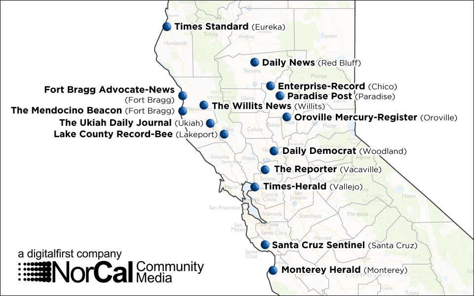 Norcal Community Media Digital And Print Marketing